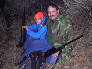 Youth Hunters in Utah